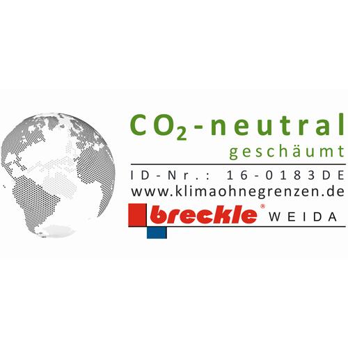CO2 neutral geschäumt ID breckle Weida