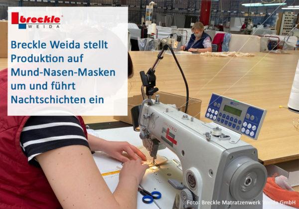 Presse Archive Breckle Matratzenwerk Weida Gmbh